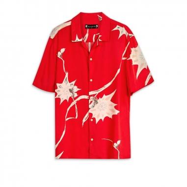 AllSaints歐聖 MOKAPU SS 襯衫