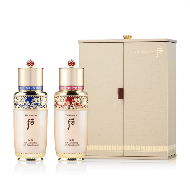 BICHUP SELF-GENERATING ANTI-AGING ESSENCE YEONHYANG DUO Set重生秘帖雙件特惠組