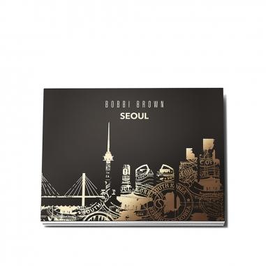 Bobbi Brown芭比波朗 城市彩妝系列:首爾風格彩盤特惠組