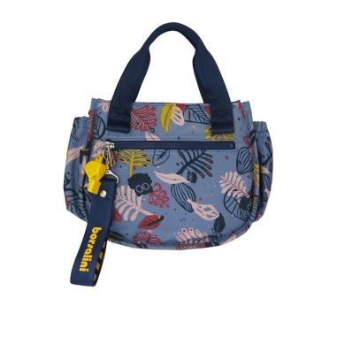 borsalini寶莎禮妮 叢林探險圓型手提包