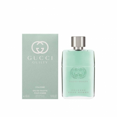 Gucci Makeup & Fragrance古馳 《5折+送旅行夾鏈袋和保冰杯》GUILTY COLOGNE 男士淡香水