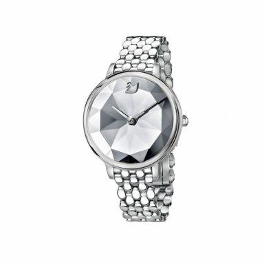 Swarovski施華洛世奇 《5折+送旅行夾鏈袋和保冰杯》CRYSTAL LAKE手錶