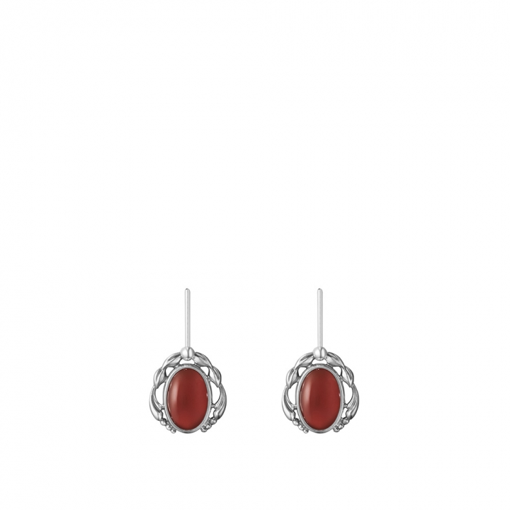 2020 Heritage Earrings-Carnelian2020 HERITAGE 耳環 -紅玉髓