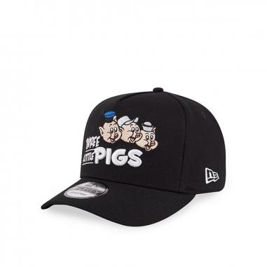 NEW ERANEW ERA 三隻小豬球帽