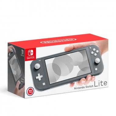 Nintendo任天堂 任天堂SWITCH lite主機 灰色