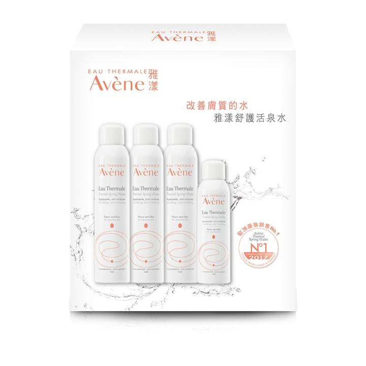 Avene Eau Thermal Spring Water舒護活泉水特惠組