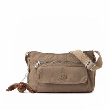 Kipling凱普林 《7折+送旅行夾鏈袋和保冰杯》SYRO斜背包