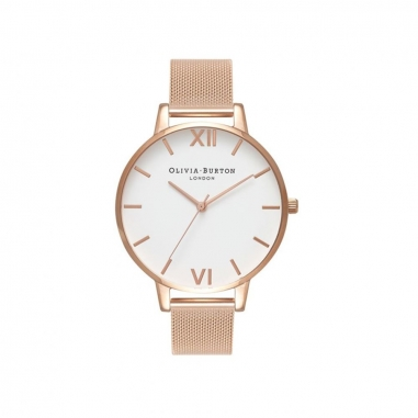 Olivia BurtonOlivia Burton WHITE DIAL手錶