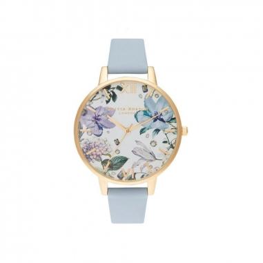 Olivia BurtonOlivia Burton BEJEWELLED FLORALS手錶(瑕疵)