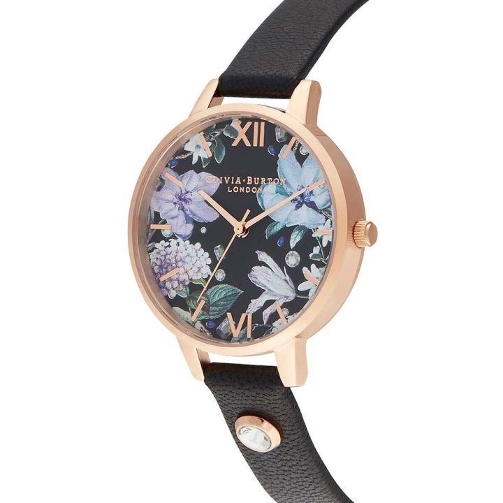 BEJEWELLED FLORALS WATCHBEJEWELLED FLORALS手錶
