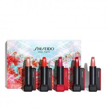 Shiseido資生堂 《聖誕限定》摩霧唇膏 花火燦爛版限定組
