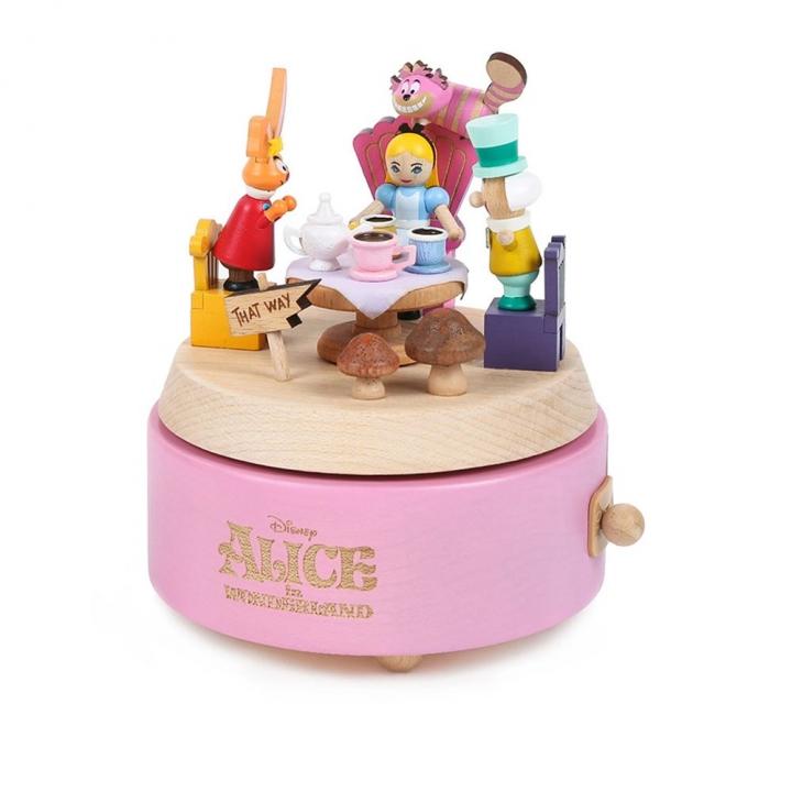 Clintons Disney Music box - Alice in Wonderland迪士尼音樂鈴-愛麗絲夢遊