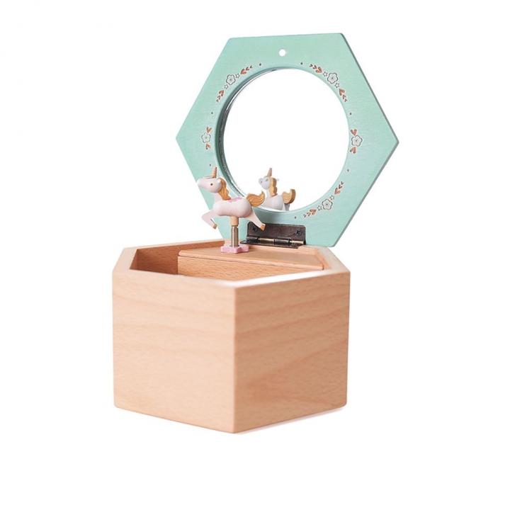 Jewelery Music Box - SM Unicorn Cloud珠寶盒音樂鈴-獨角獸