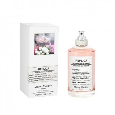 Maison MargielaMaison Margiela 花卉市場淡香水