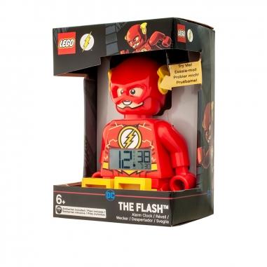 LEGO樂高 LEGO鬧鐘-超級英雄-閃電俠