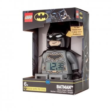 LEGO樂高 LEGO鬧鐘-超級英雄-蝙蝠俠
