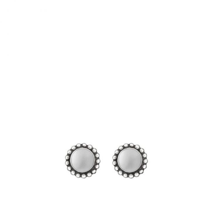 MOONLIGHT EARERINGS 9 SILVER SILVERSTEN月光耳環-純銀