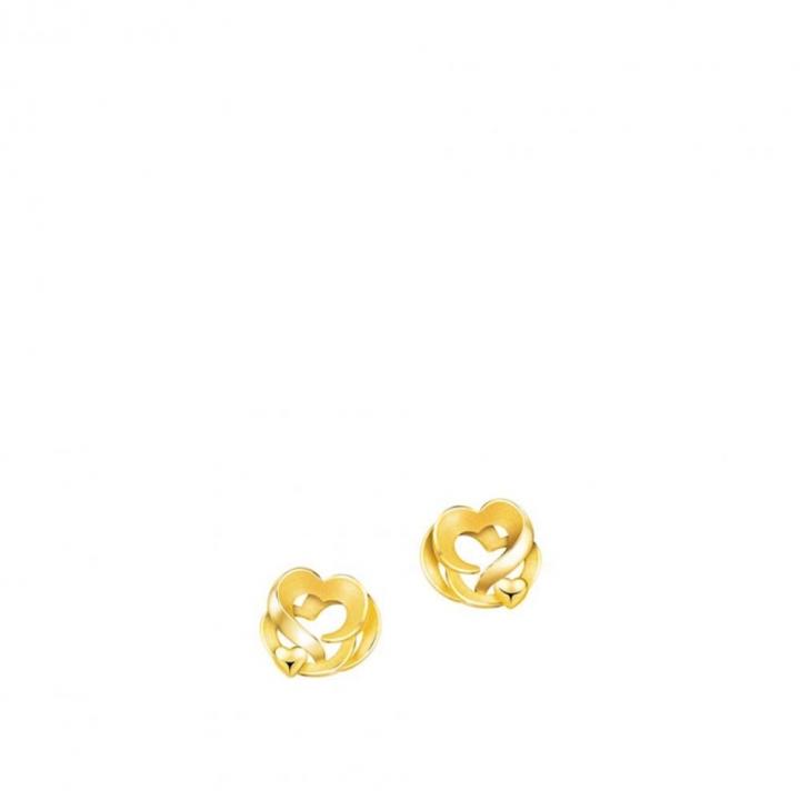 MEET U GOLD EARRINGSMEET U 黃金耳環