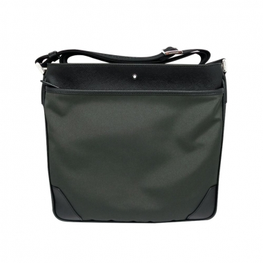 Montblanc萬寶龍(精品) 萬寶龍匠心輕旅系列側背包