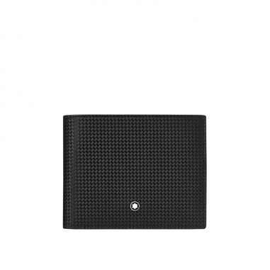 Montblanc萬寶龍(精品) Extreme 2.0 風尚系列皮夾4卡式附零錢袋