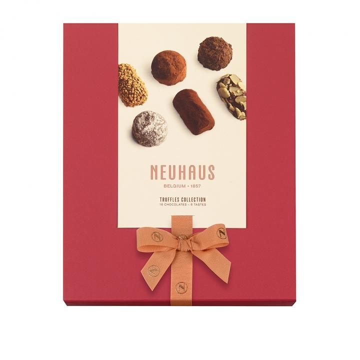 NEUHAUS TRUFFLES精選松露巧克力禮盒