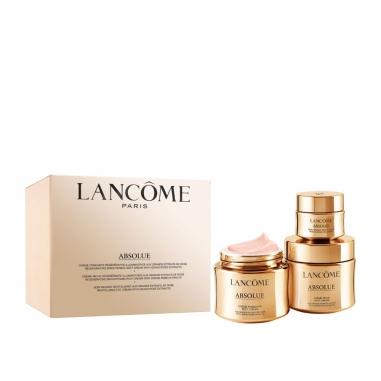 LANCOME蘭蔻 蘭蒄絕對完美黃金玫瑰尊尚新生護膚特惠組