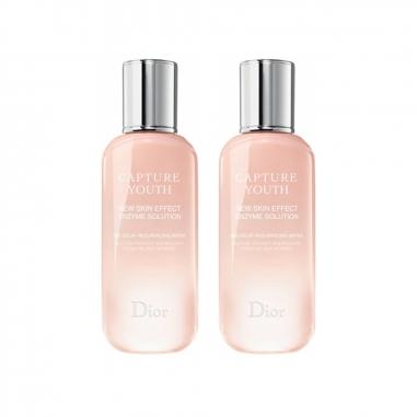 Dior迪奧 《買一送一+送旅行夾鏈袋和保冰杯》凍妍新肌精華化妝水