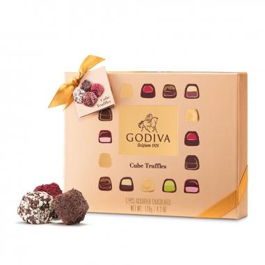 GodivaGodiva Cube 松露巧克力禮盒