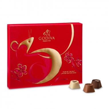 GodivaGodiva 《新年限定》新年巧克力禮盒
