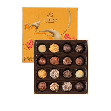 GodivaGodiva 《新年限定》新年松露巧克力禮盒