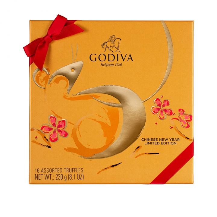 Chinese New Year Truffe Gift Box《新年限定》新年松露巧克力禮盒