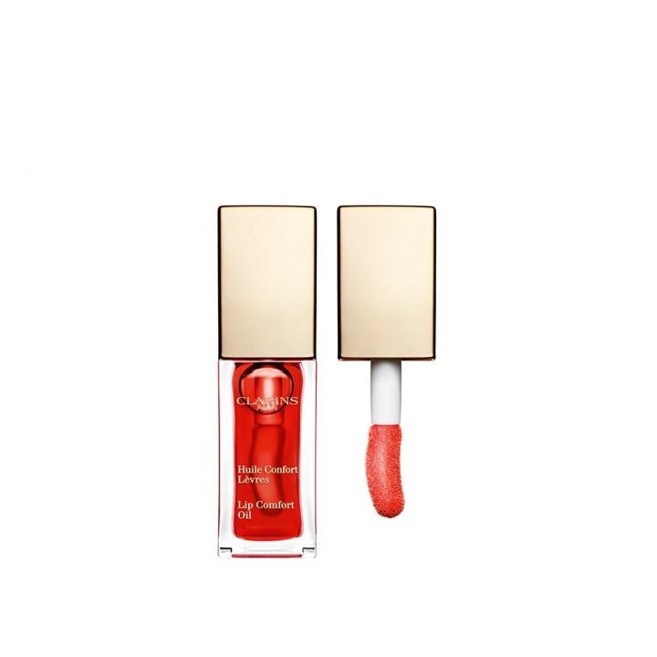 Lip Comfort Oil Shade彈潤植萃美唇油