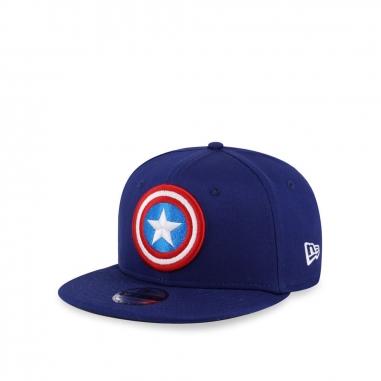 NEW ERANEW ERA 美國隊長童帽