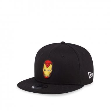 NEW ERANEW ERA 鋼鐵人童帽