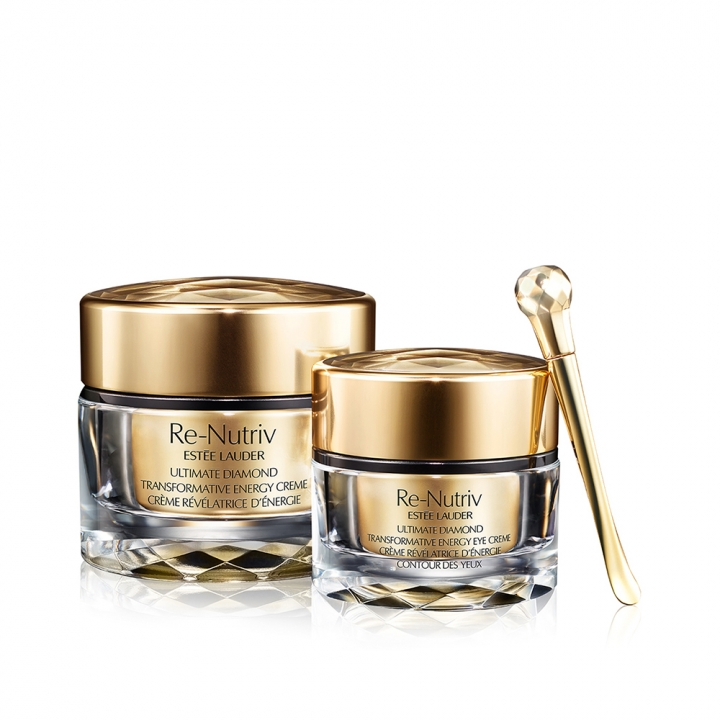 Re-Nutriv Ultimate Diamond  Transformative Energy Face and Eye Set白金級黑鑽松露雙效奇蹟霜+眼霜