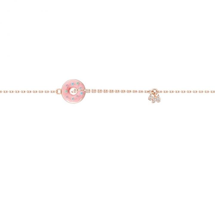 Donuts BraceletDonuts粉甜甜圈+狗RG手鍊