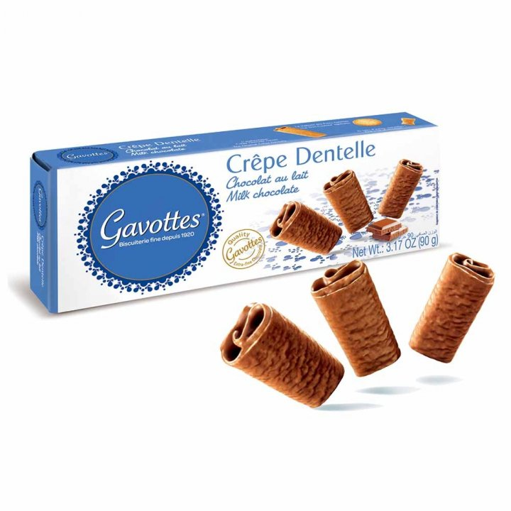 GavottesGavottes 牛奶巧克力法式脆餅