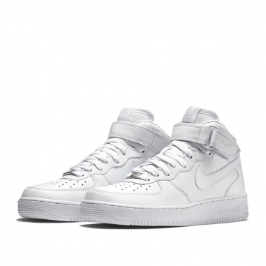 NIKE耐吉 AIR FORCE 1 MID運動鞋