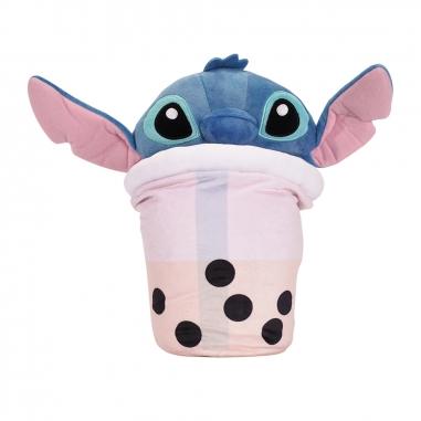 Disney迪士尼 機場限定-史迪奇玩偶毯