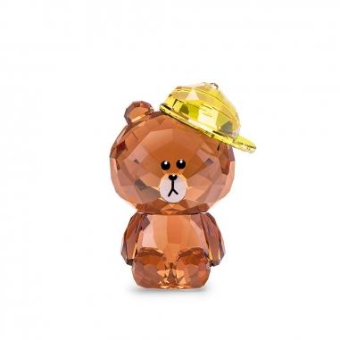 Swarovski施華洛世奇 Line Friends 熊大