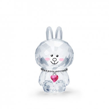 Swarovski施華洛世奇 Line Friends 兔兔