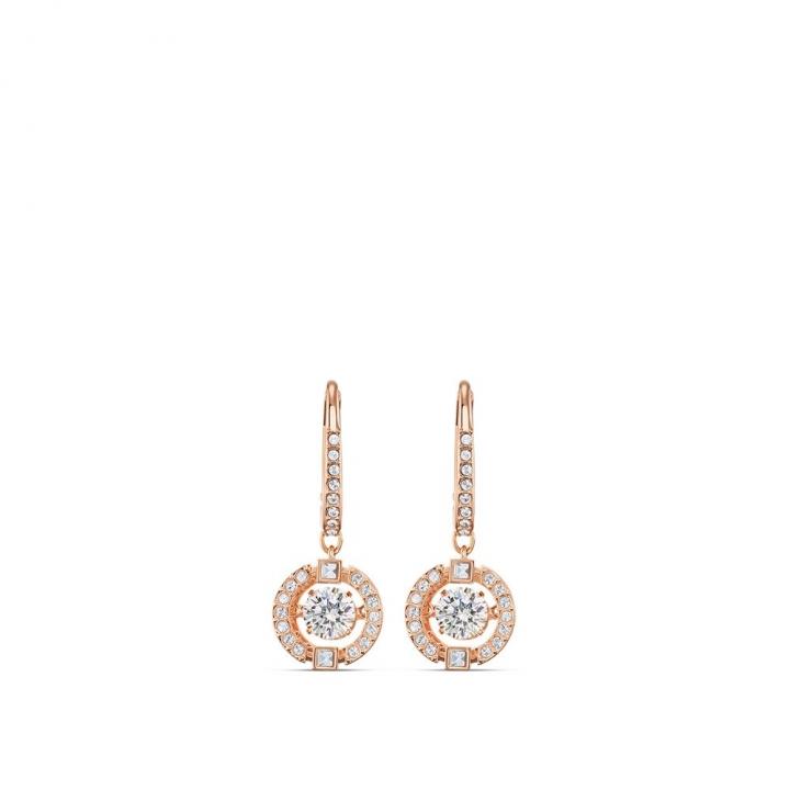 Sparkling DC EarringsSparkling DC玫瑰金耳環
