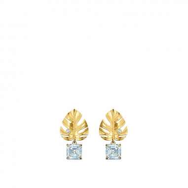 Swarovski施華洛世奇 Tropical金耳環