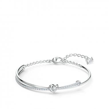 Swarovski施華洛世奇 LifelongHrt銀手環