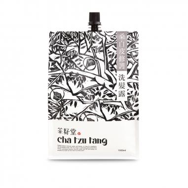 cha tzu tang茶籽堂 桑白皮修護洗髮露補充包