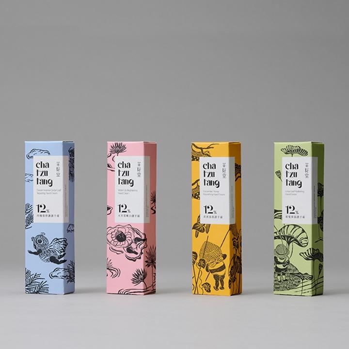 Classic Botanic Hand Cream Gift Set臺灣植萃護手霜特惠組