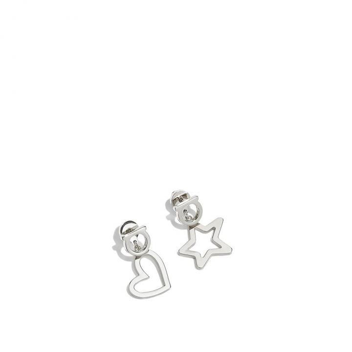 GANCIO EARRINGSTARHEART耳環