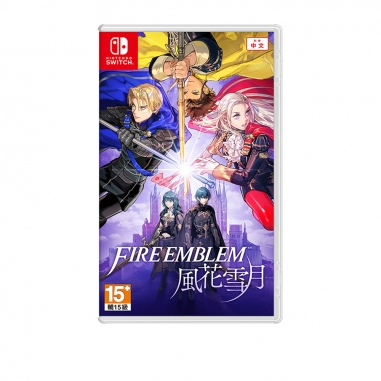 Nintendo任天堂 任天堂SWITCH 聖火降魔錄 風花雪月 中文版