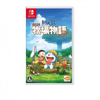 Nintendo任天堂 任天堂SWITCH 哆啦A夢 牧場物語 中文版