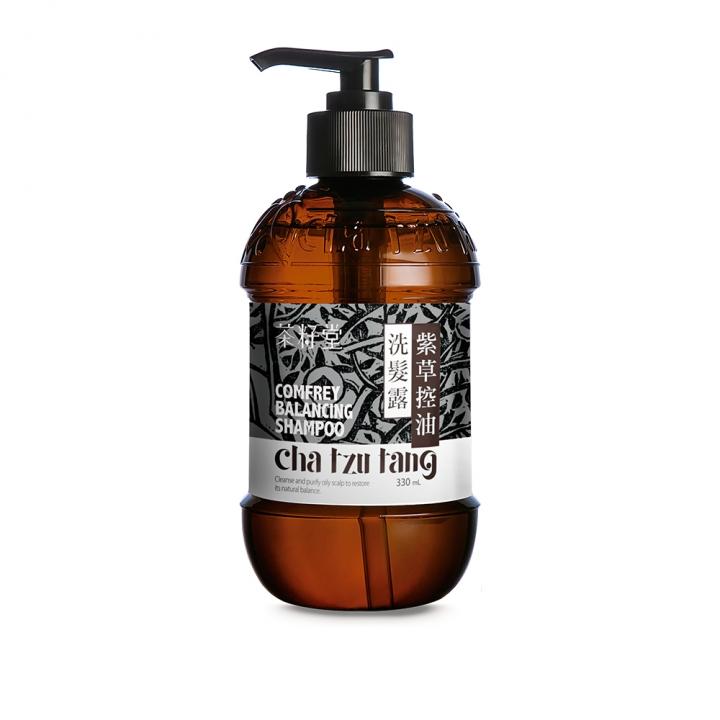 Comfrey Balancing Shampoo紫草控油洗髮露
